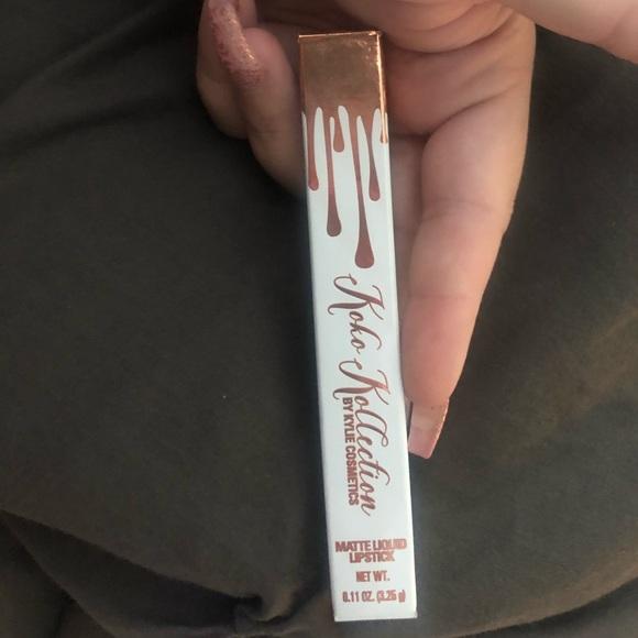 Kylie Cosmetics Other - Kylie Jenner matter lipstick